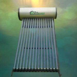 100 Liter Integrated High Pressure Solar Geyser