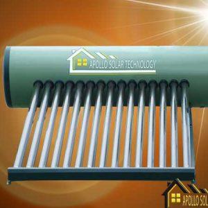 150 Liter Integrated High Pressure Solar Geyser