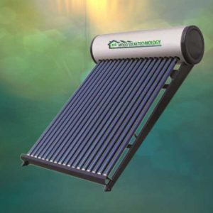 200 Liter Integrated High Pressure Solar Geyser