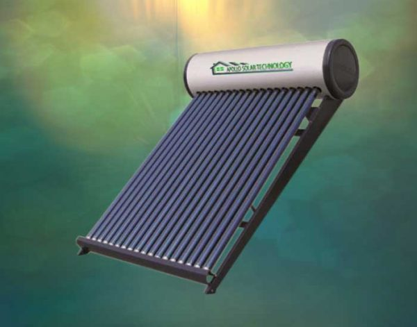 200 Liter Integrated High Pressure Solar Geyser