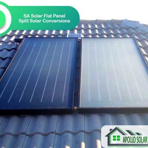 SA Solar Flat Panel Split Solar Conversions
