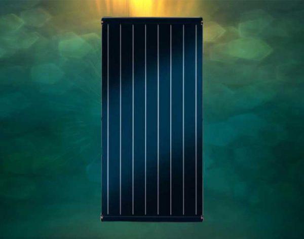 Flat Panel Solar Geyser Conversion Retrofit