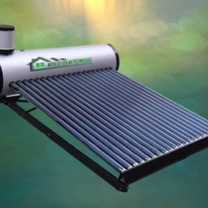 Integrated Low Pressure Solar Geysers