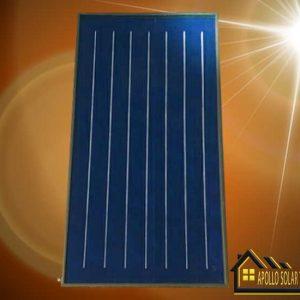 Retrofit Flat Panel Solar Geyser Conversion