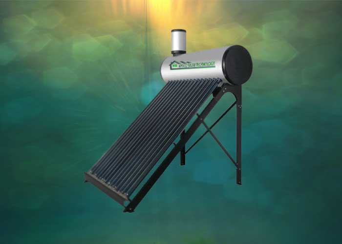 150 Liter Integrated Low-Pressure Solar Geyser
