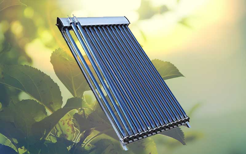 Evacuated Solar Tube Collector Conversions