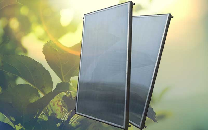 Flat Plate Solar Split Systems