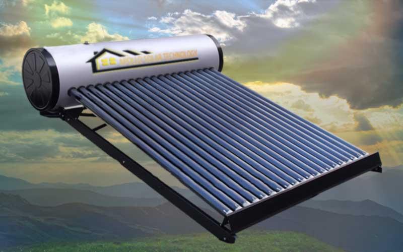 High Pressure Solar Geysers