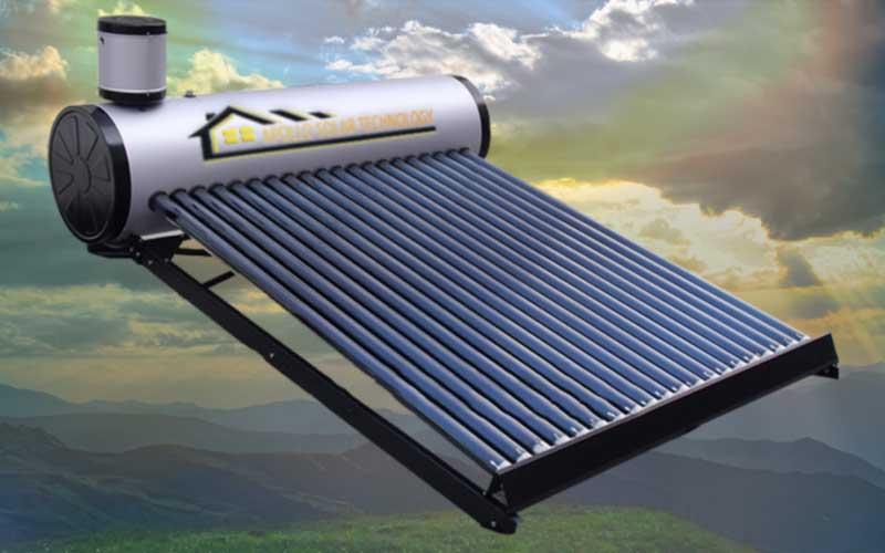 Low Pressure Solar Geysers