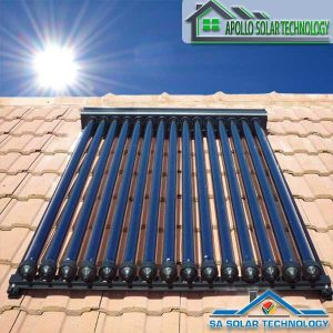 SA Solar Technology 15 Tube Solar Collector
