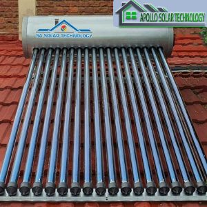 SA Solar Technology 150 Liter Integrated High Pressure Solar Geyser
