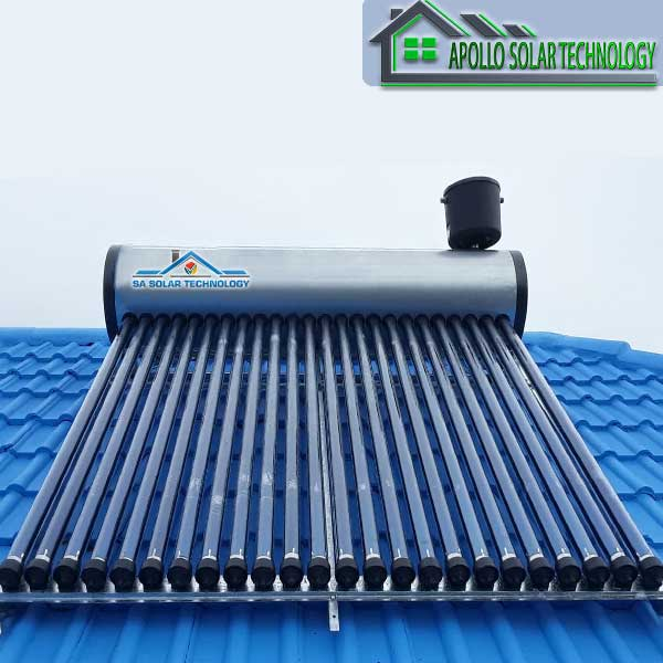 SA Solar Technology 200ℓ High Pressure Coiler Solar Geyser