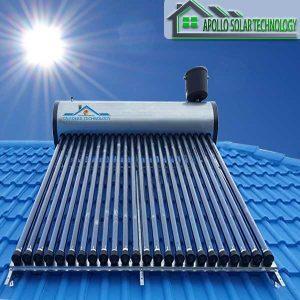 SA Solar Technology 200 Liter Low pressure Solar Geyser