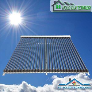 SA Solar Technology 30 Tube Solar Collector