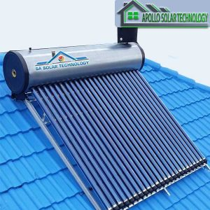 SA Solar Technology 300ℓ High Pressure Coiler Solar Geyser