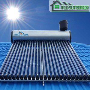 SA Solar Technology 300 Liter Low pressure Solar Geyser