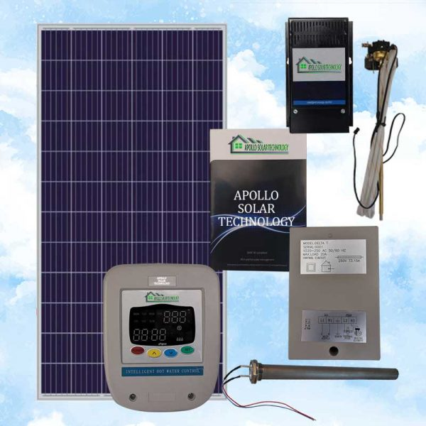 Apollo PV Hot Water Solar System