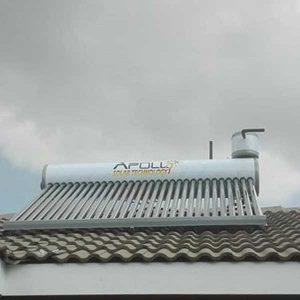 Apollo 300ℓ High Pressure Coiler Solar Geyser