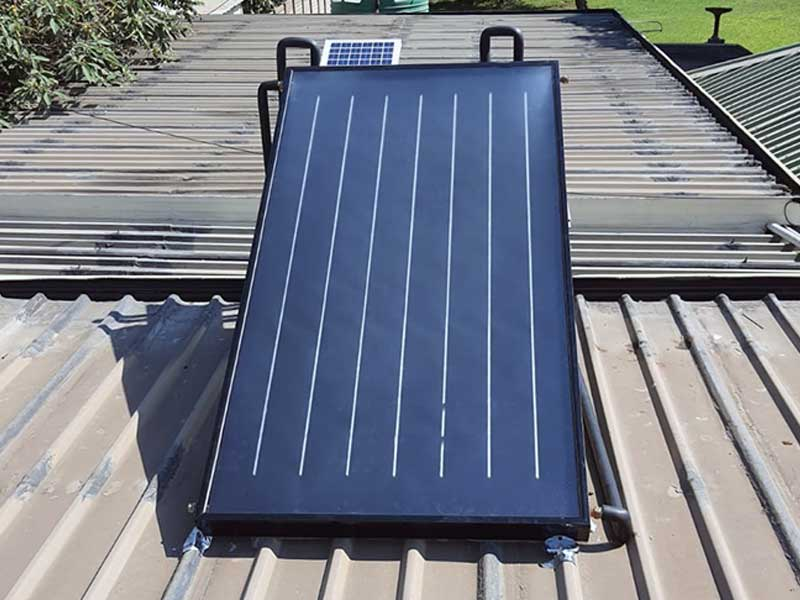 Flat Plate Solar Collector Special