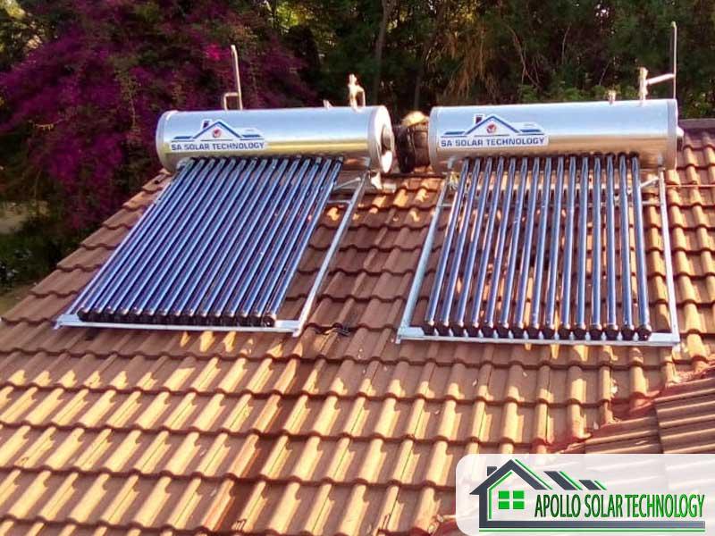 SA Solar Geyser Product Supplier