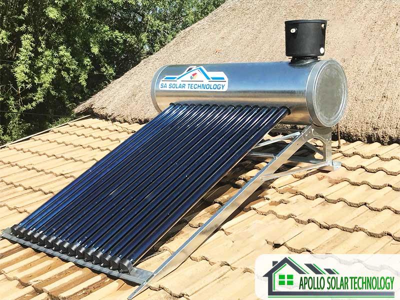 SA Solar Low Pressure Solar Geyser Products
